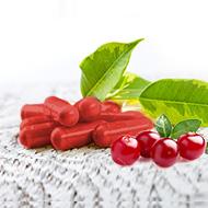 Единственная в Украине комбинация экстракта клюквы и лактобактерий**